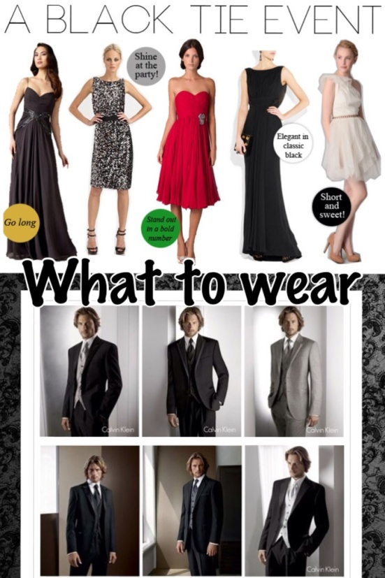 Formal Attire Ideas